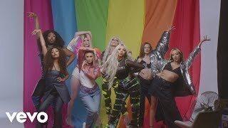 Little Mix - Little Mix VS Dirty Trix - Bounce Back (Pride Version)